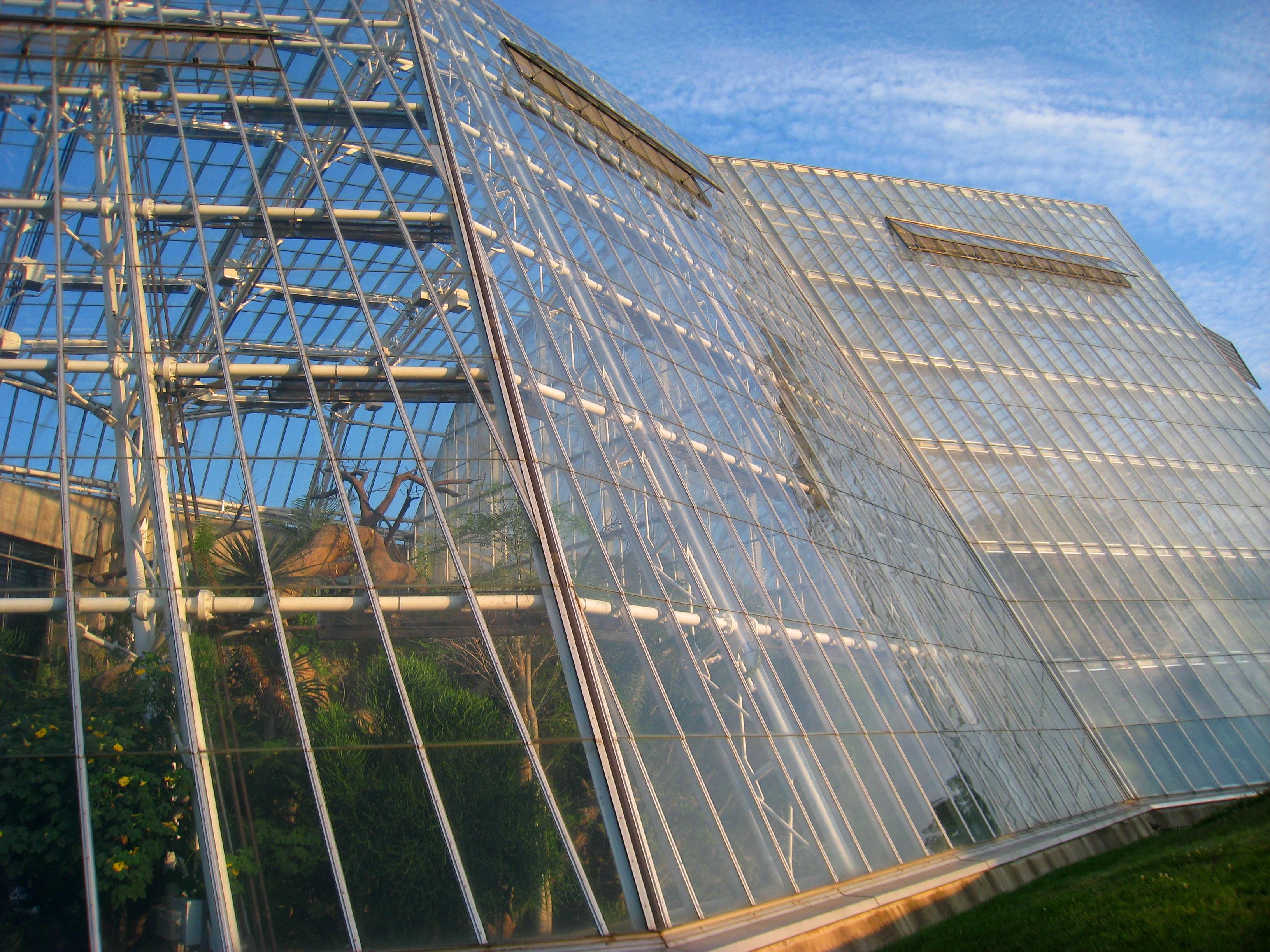 File:Cleveland Botanical Garden   East Facade Detail