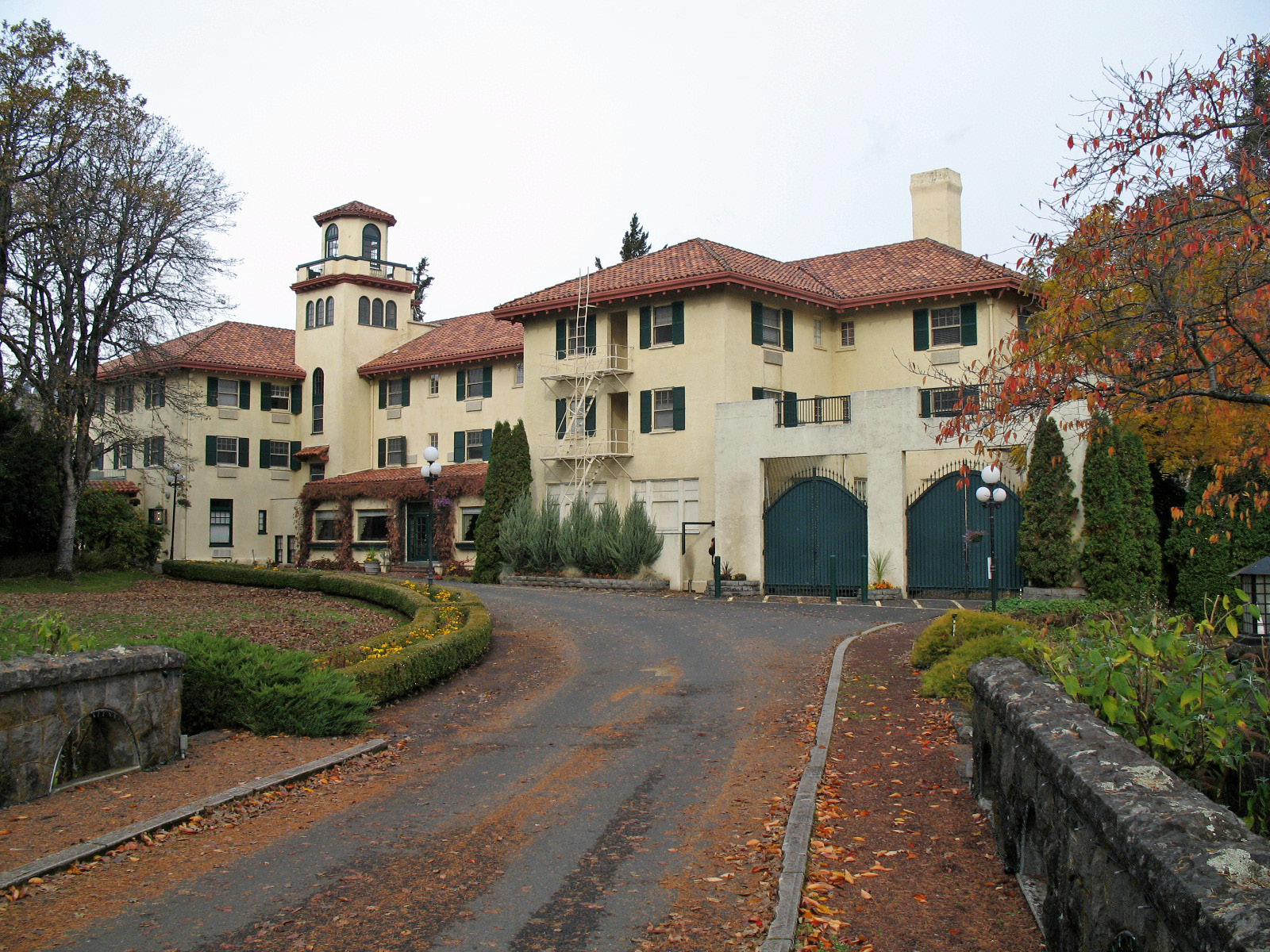 Columbia Gorge Hotel Spa Reviews