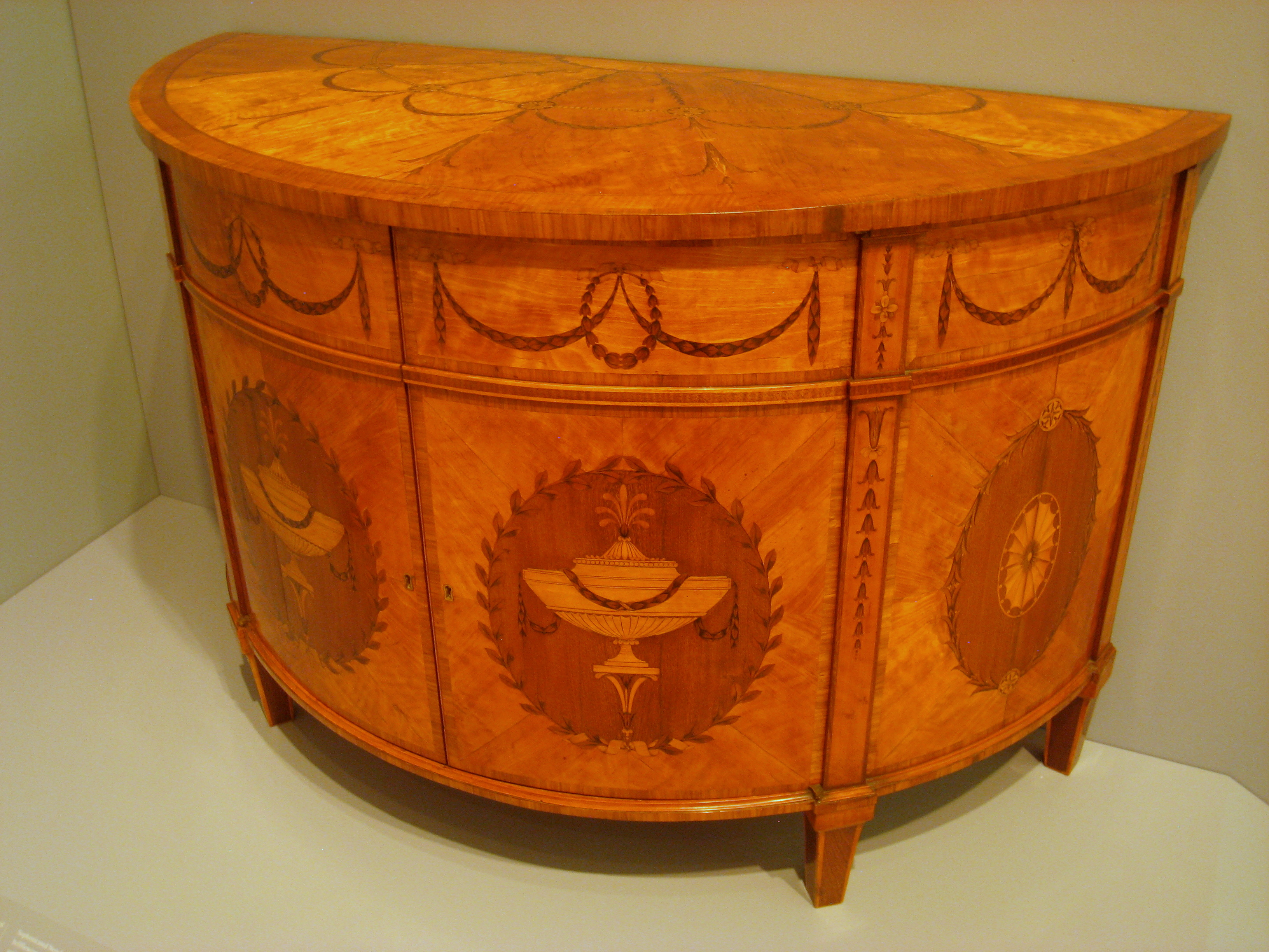 File Commode Thomas Chippendale Attrib C 1778 Img