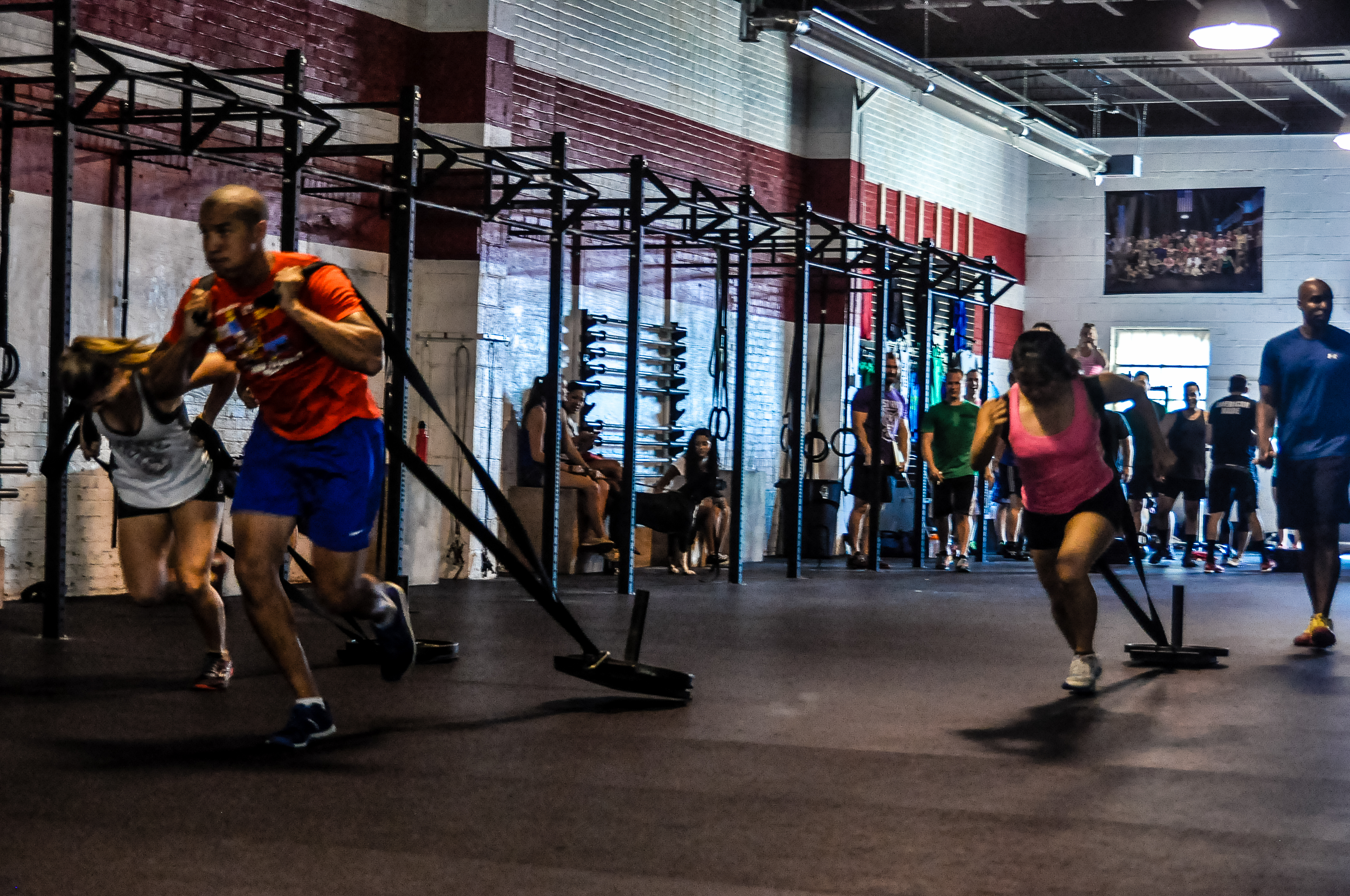 how to make a crossfit box profitable