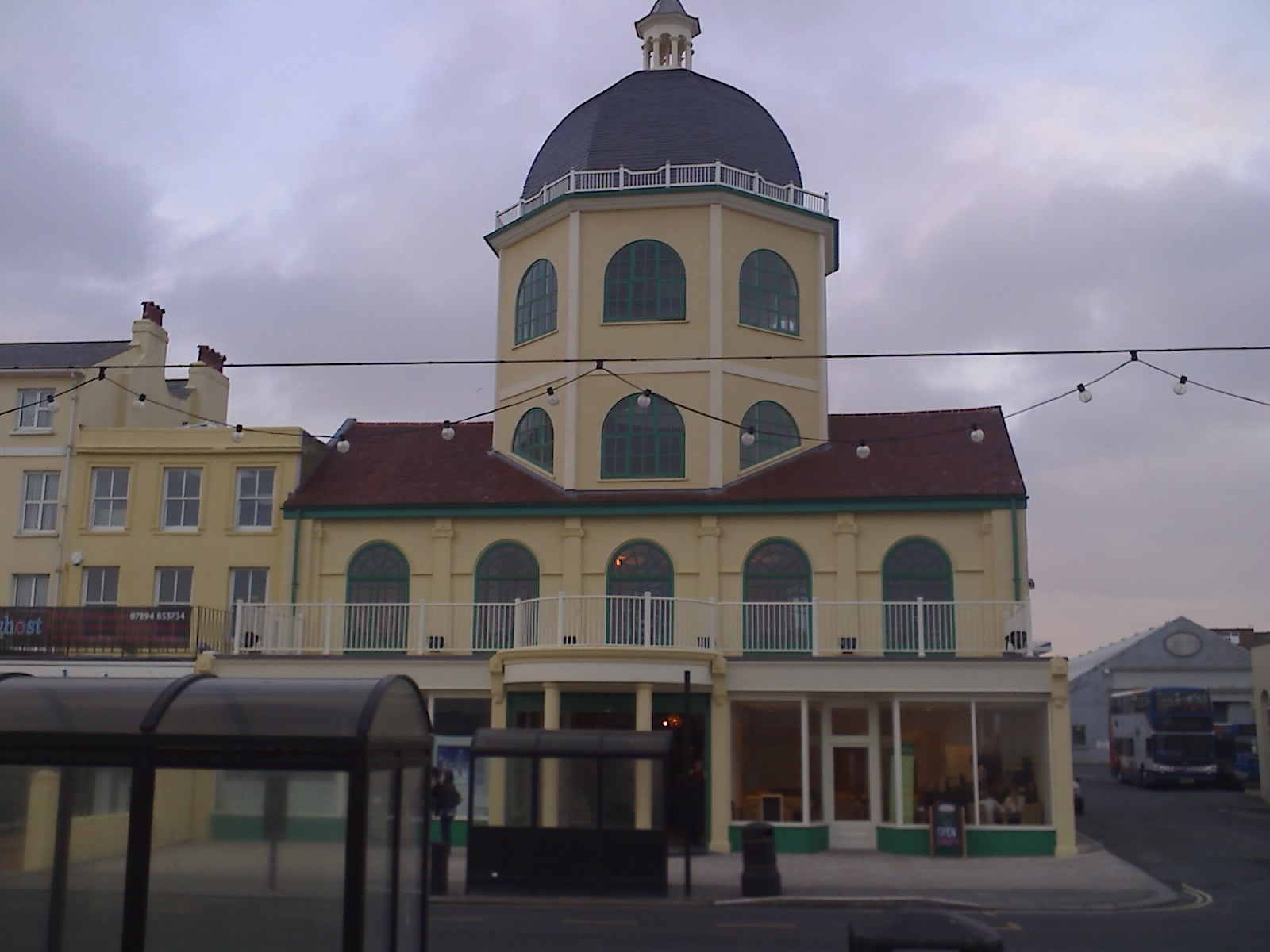 dome cinema worthing skyfall