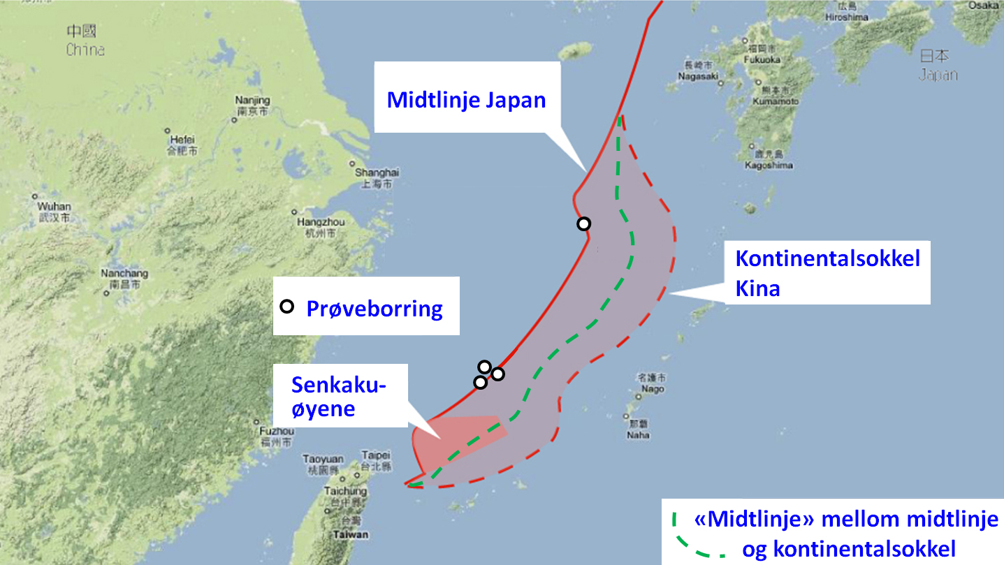 FileEEZ disputes in East China Sea NOjpg  Wikimedia Commons