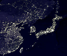 http://upload.wikimedia.org/wikipedia/commons/5/5b/Earthlights_in_nkorea.jpg?width=300