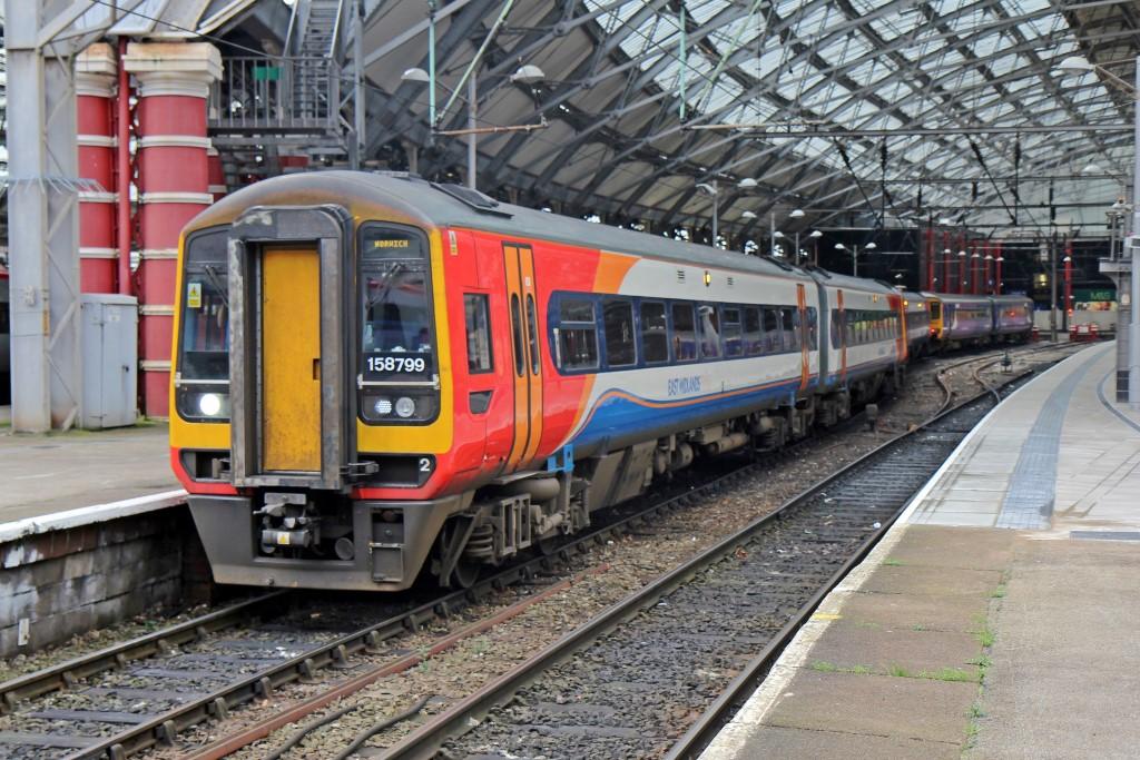 East Midlands Trains Lost Property St Pancras