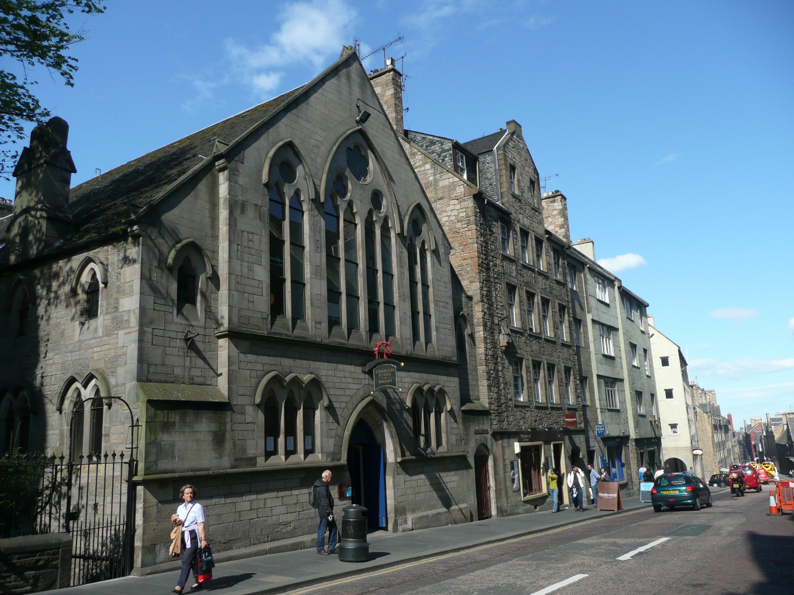 Canongate District Edinburgh Book Tickets Amp Tours