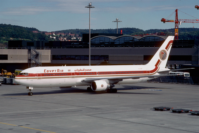 Egypt Air Boeing 767-366ER