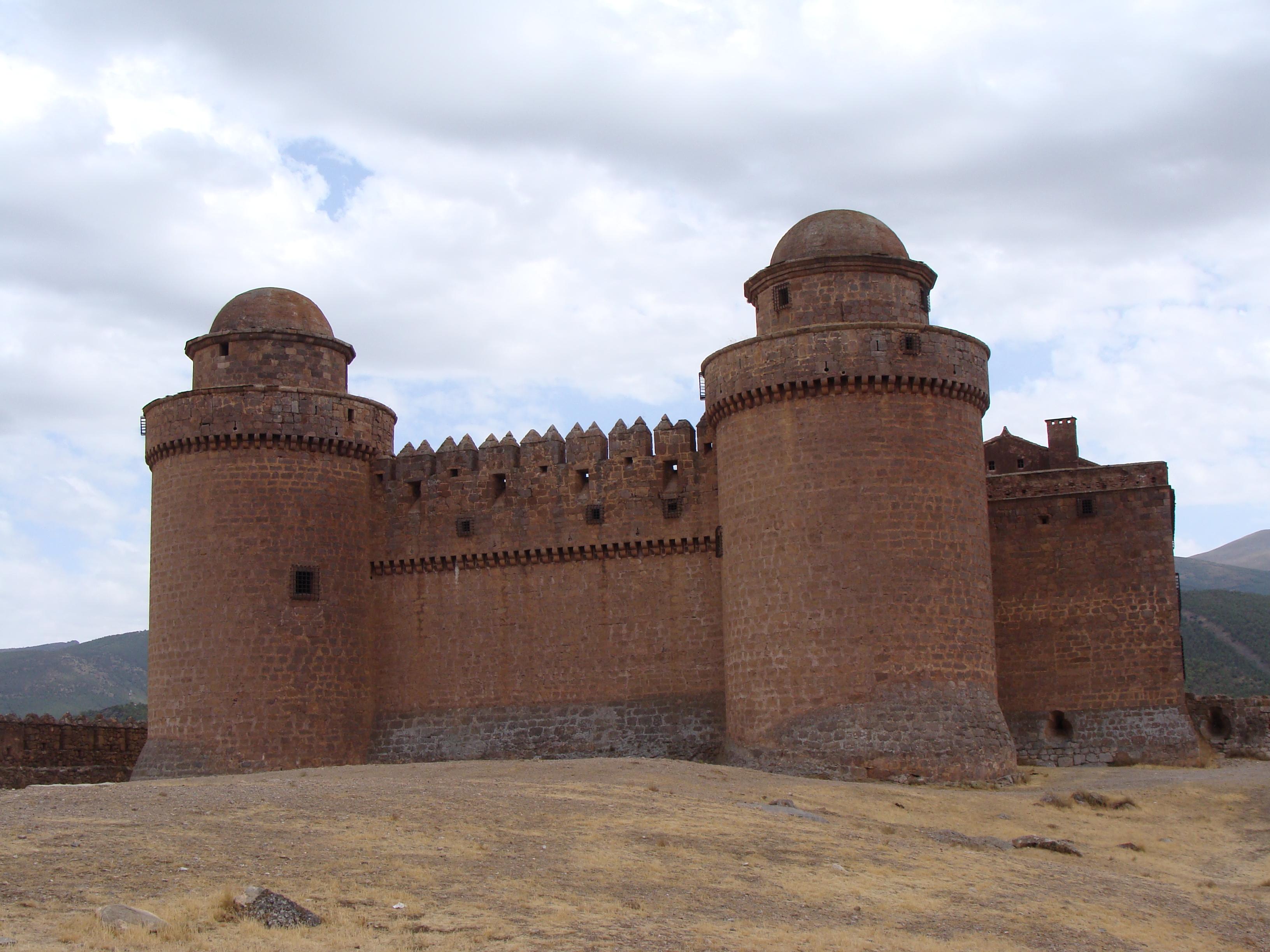 Castillo de la calahorra granada fotos 9