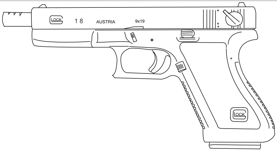 glock 18  u2013 wikip u00e9dia  a enciclop u00e9dia livre