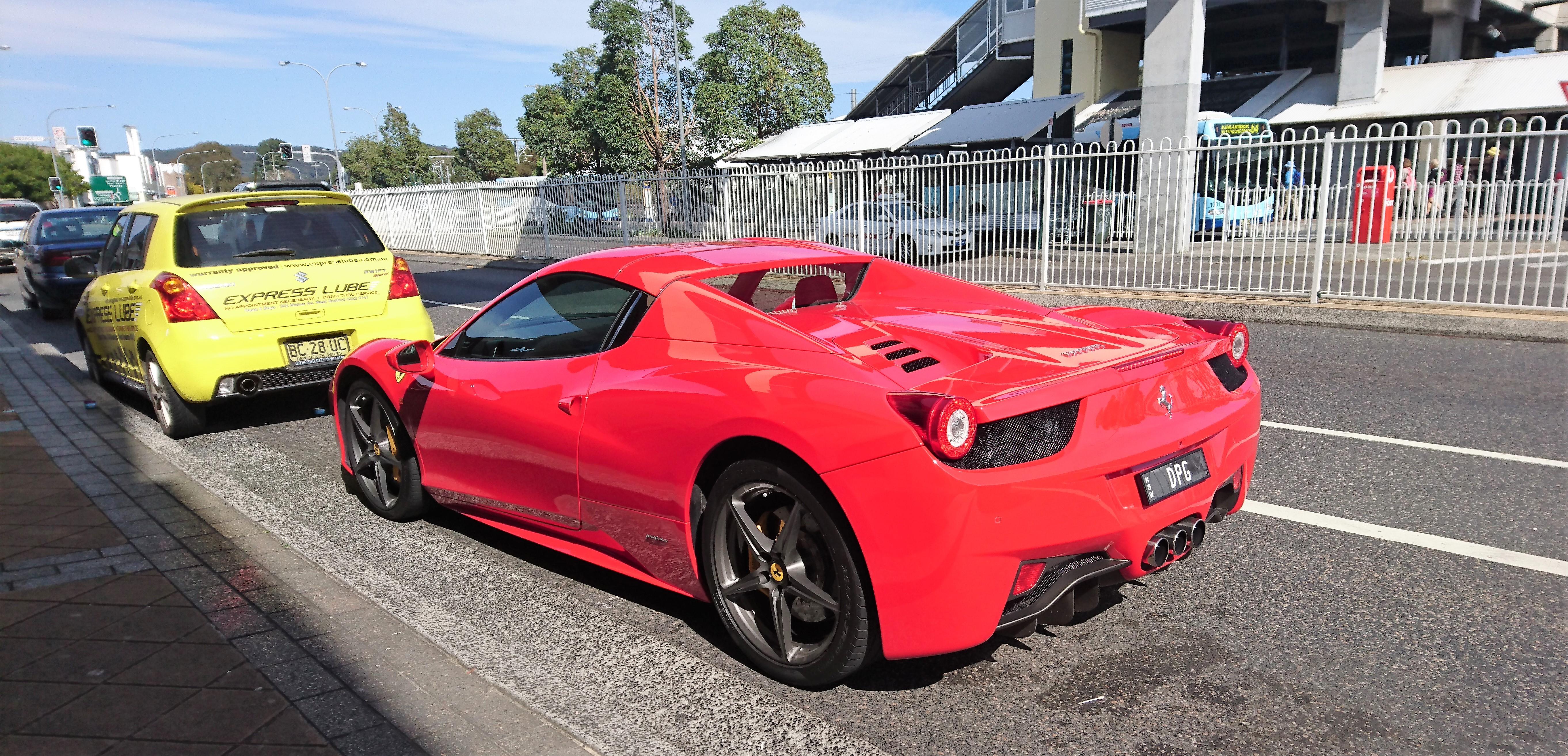 File:Ferrari 458 Spider (39543356071)