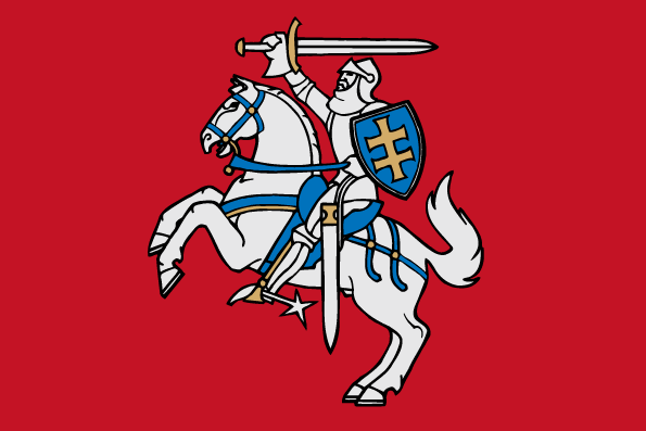 Vaizdas:Flag of Lithuania state.png
