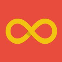 File Flat Ui Infinity Png Wikimedia Commons