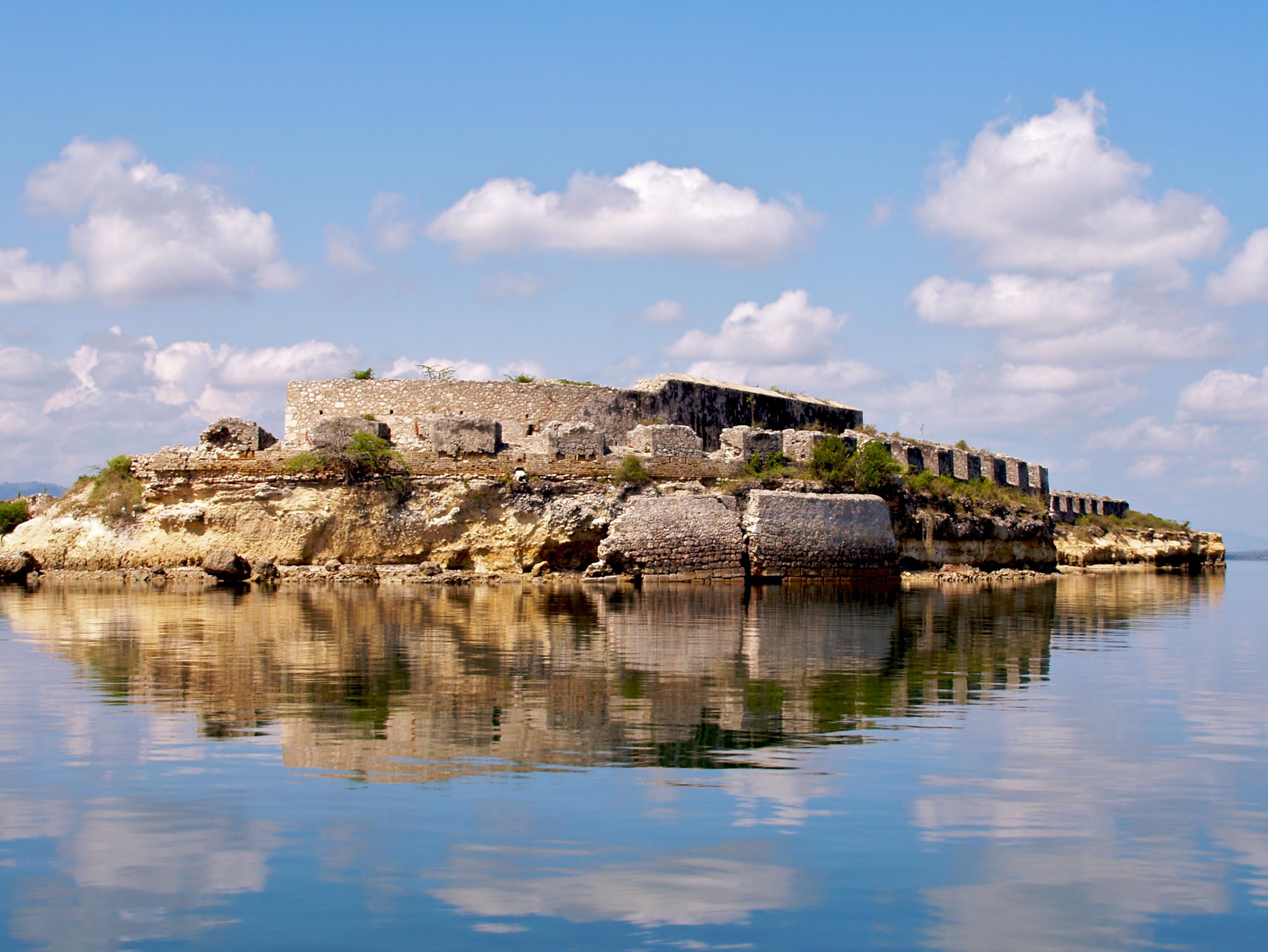 Fort Saint Joseph nord est