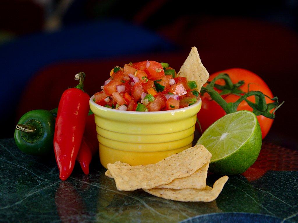 Fresh Tex Mex Restaurant Menu