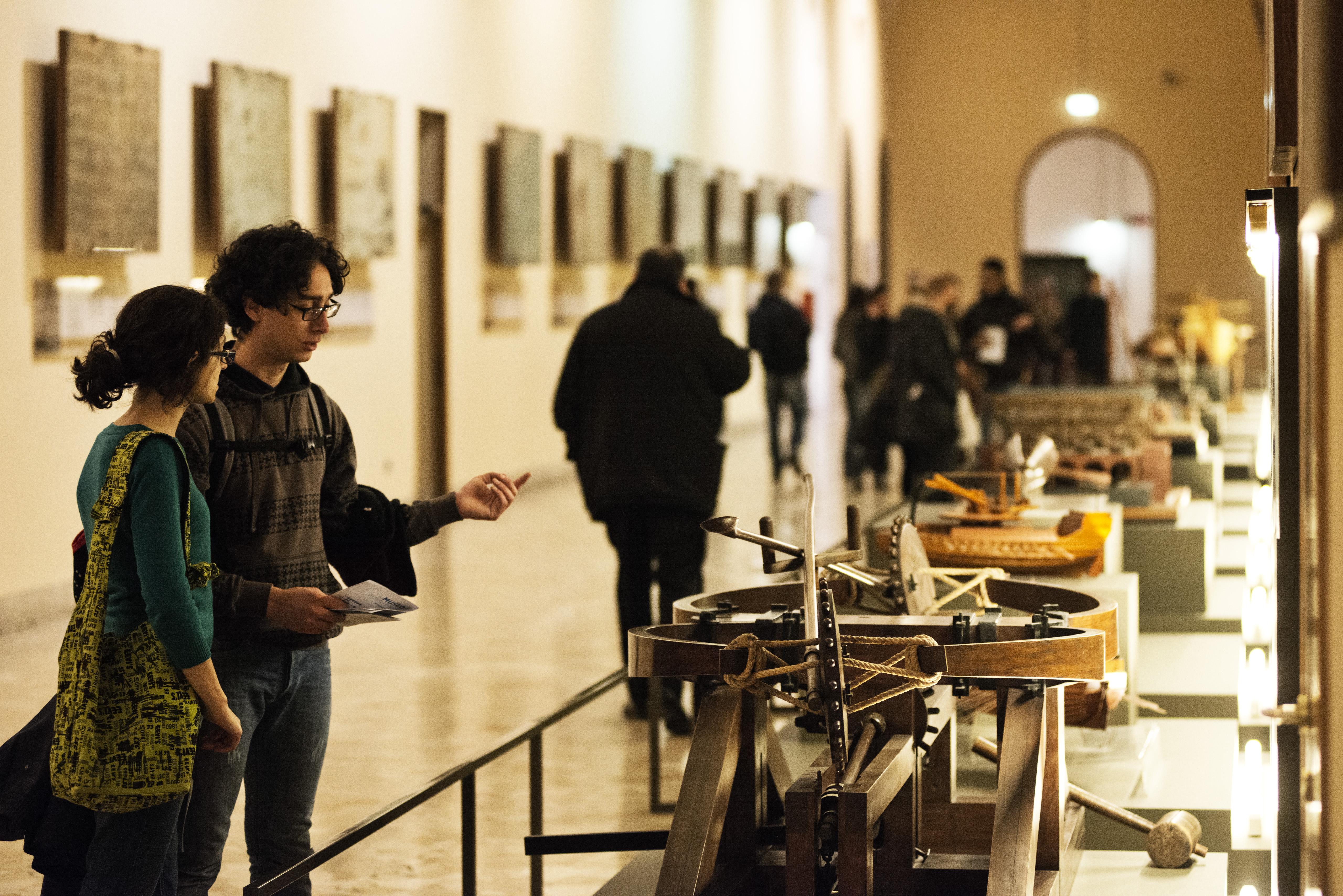 Galleria Leonardo da Vinci - Museo scienza e tecnologia Milano.jpg
