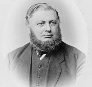 George Henry Boulter Canadian politician
