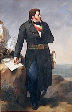 Depiction of Georges Cadoudal