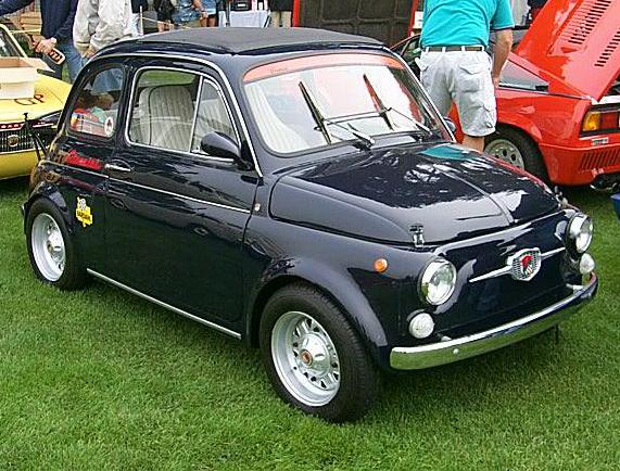 File Giannini Fiat 500 Jpg Wikimedia Commons
