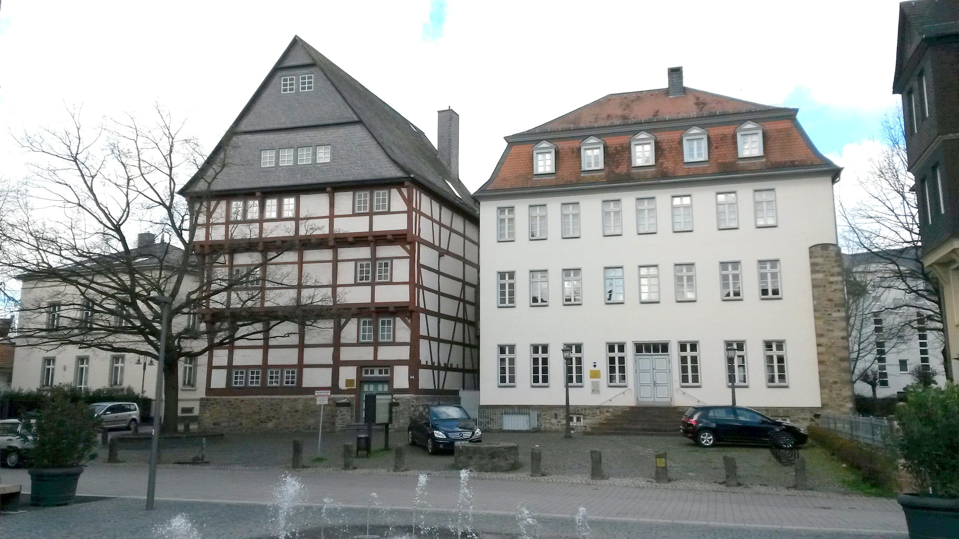 File Giessen Leibsches Haus Und Wallenfelssches Haus Jpg Wikimedia