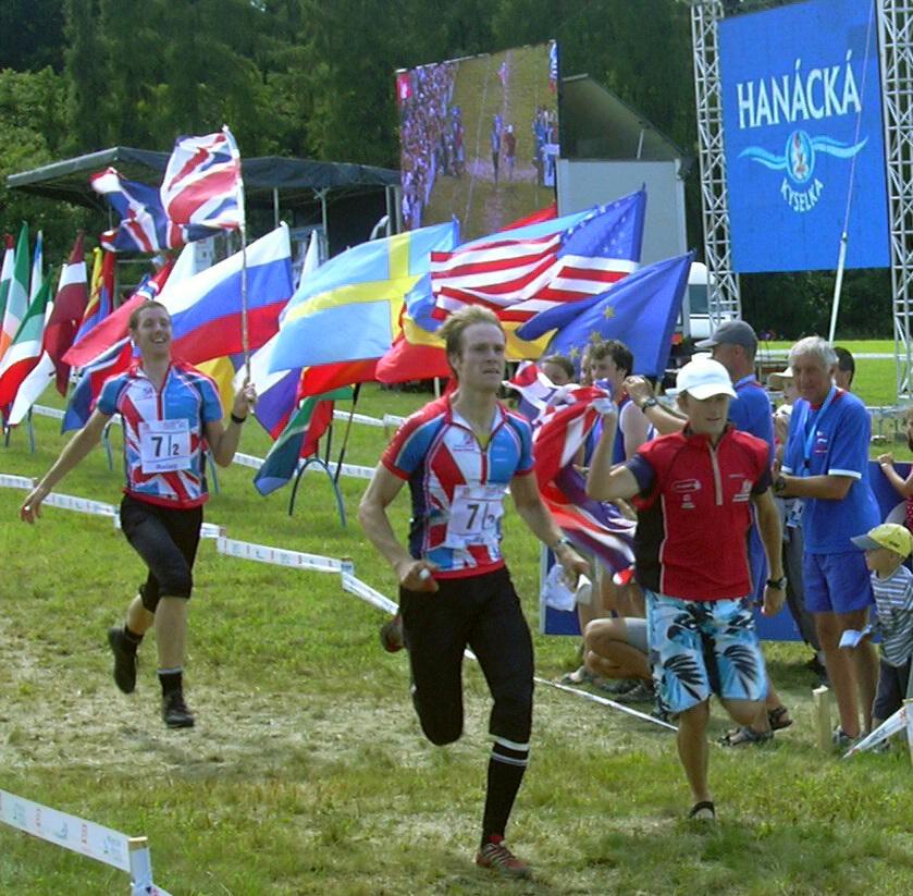 Relay race Wikipedia