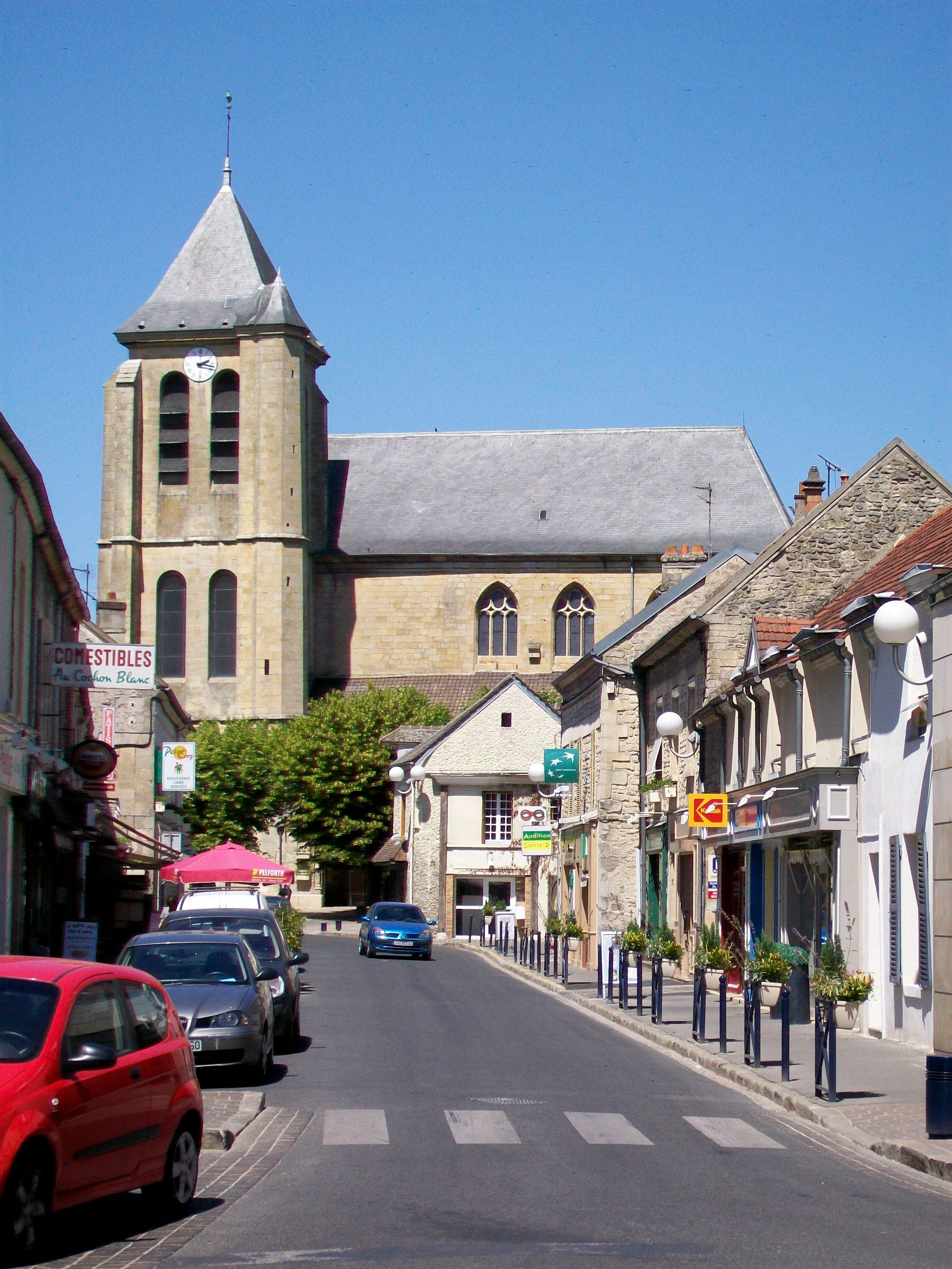 Chantily Gouvieux Centre Ville