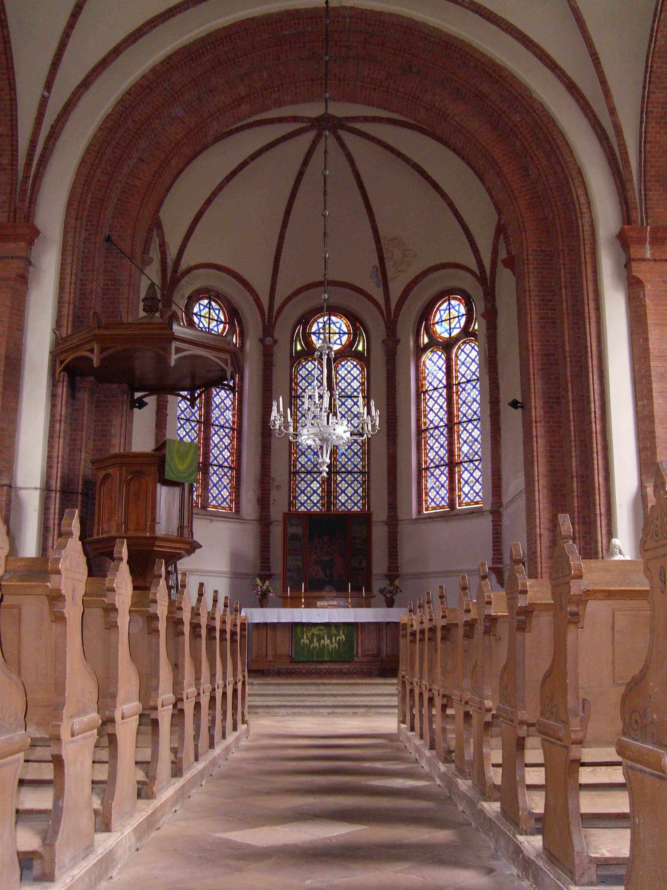Kirche Greifswald