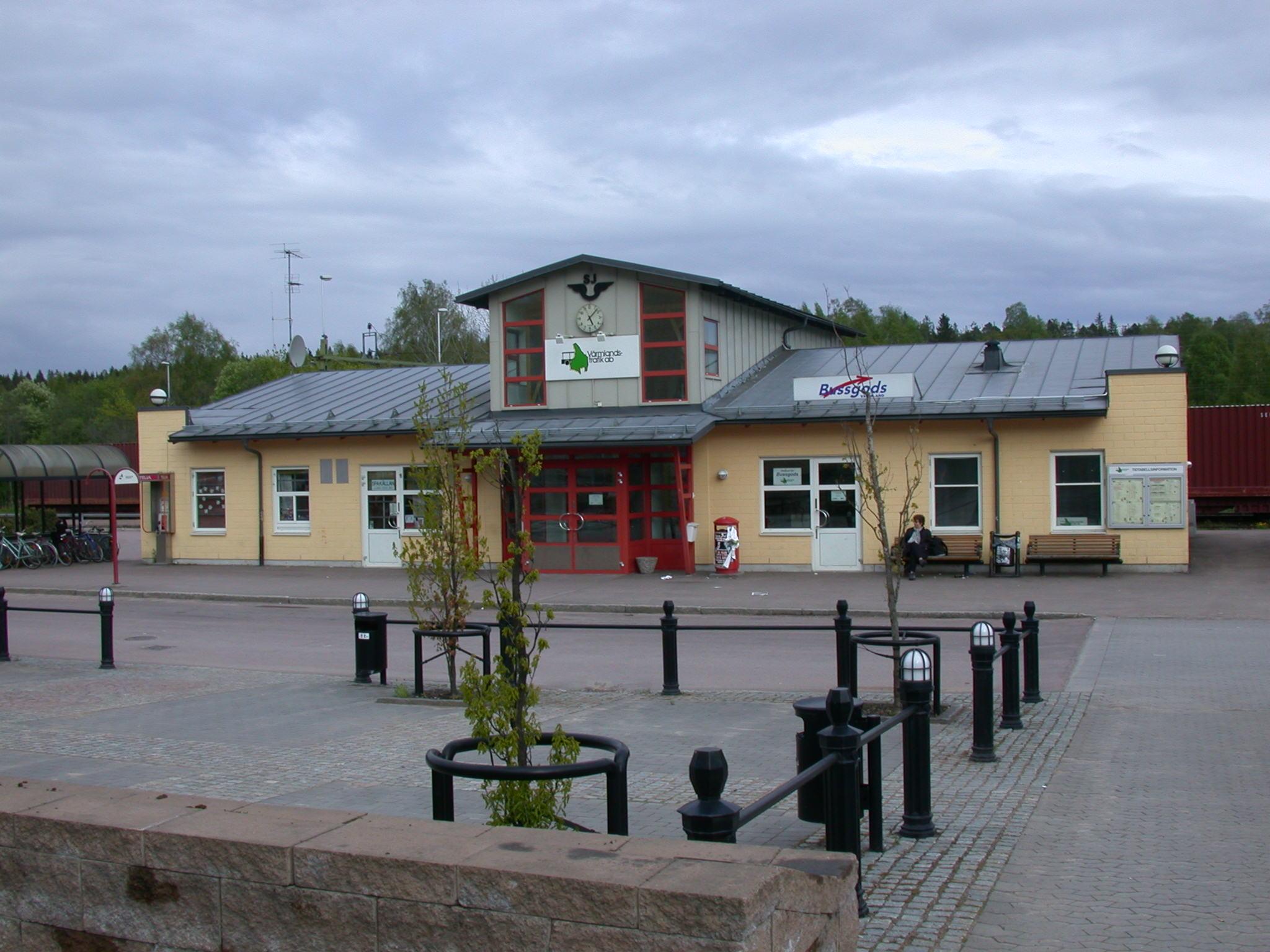 Sven-Ingvars - P sju platser i Grums kommun kommer