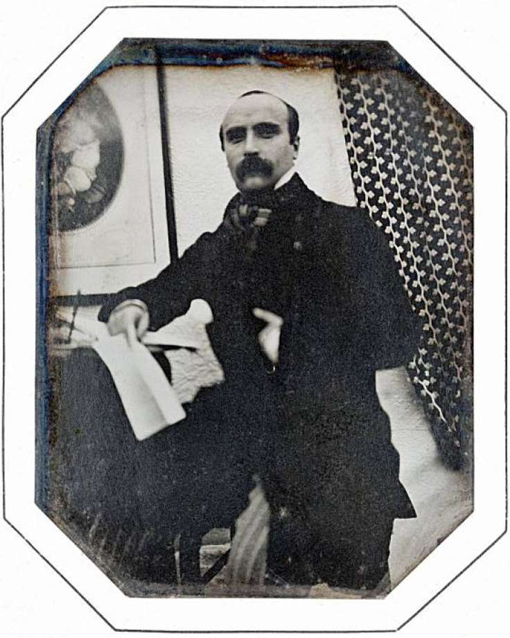 Portrait of Gustave Flaubert