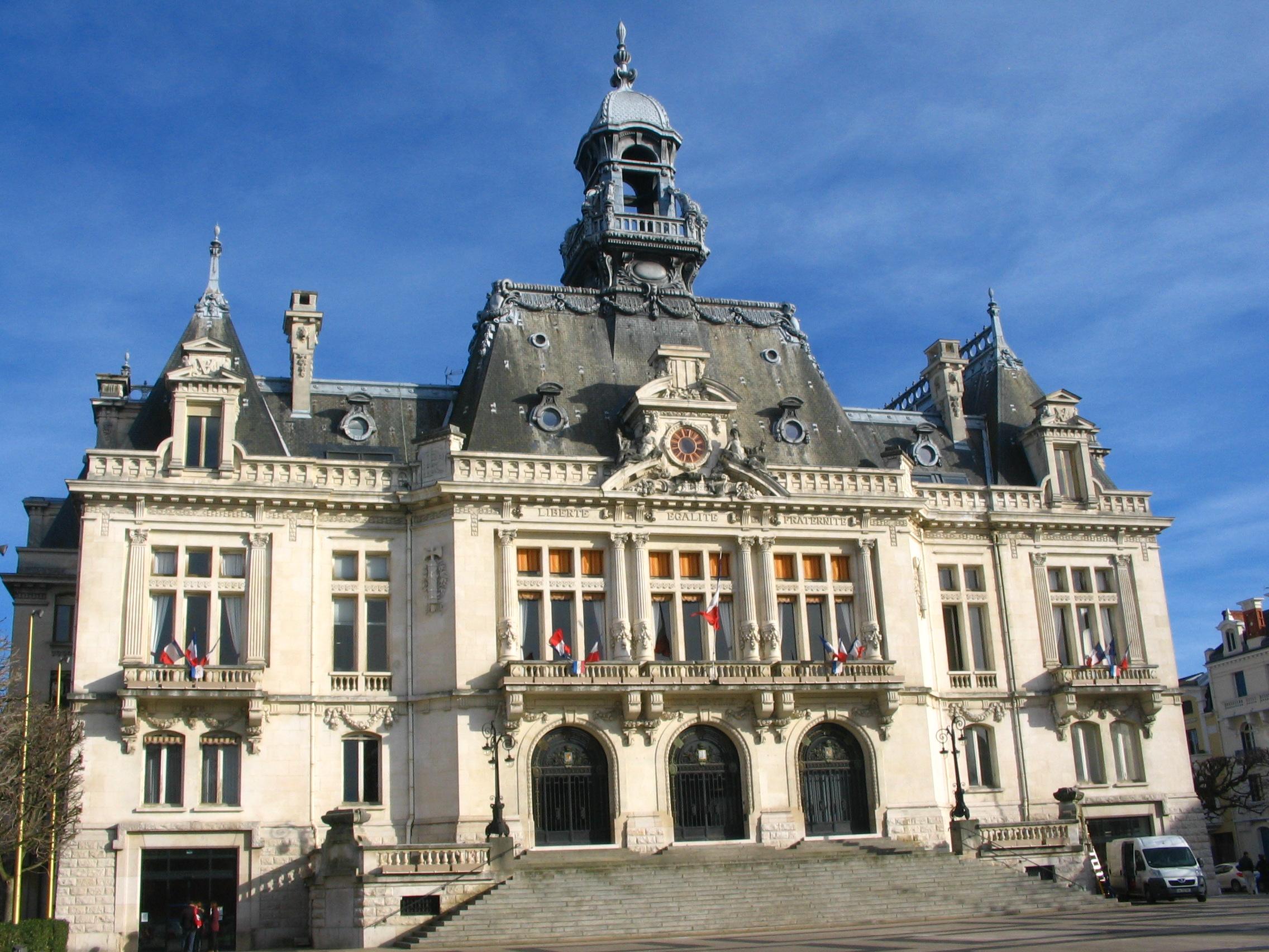 Hotel Evreux Centre