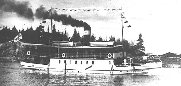ss kuru - wikipedia, Skeleton