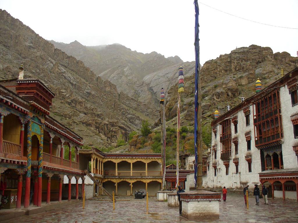 Hemis Monastery (gompa) at Ladakh