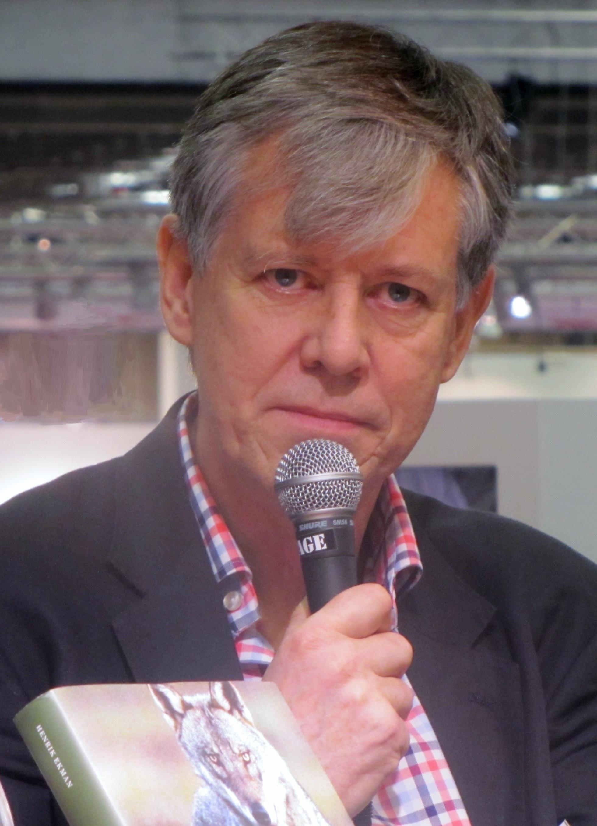 Image of Henrik Ekman from Wikidata