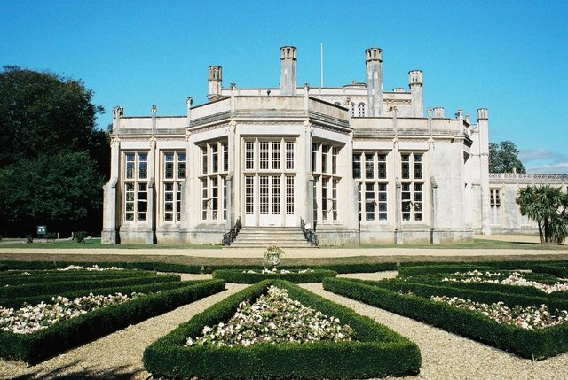 Highcliffe Castle, southern end - geograph.org.uk - 506521