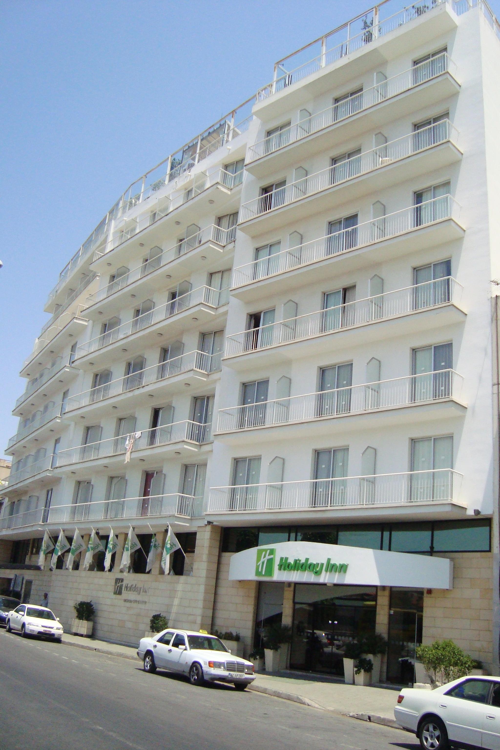 Hotel Holiday Inn Hamburg Busverbindung