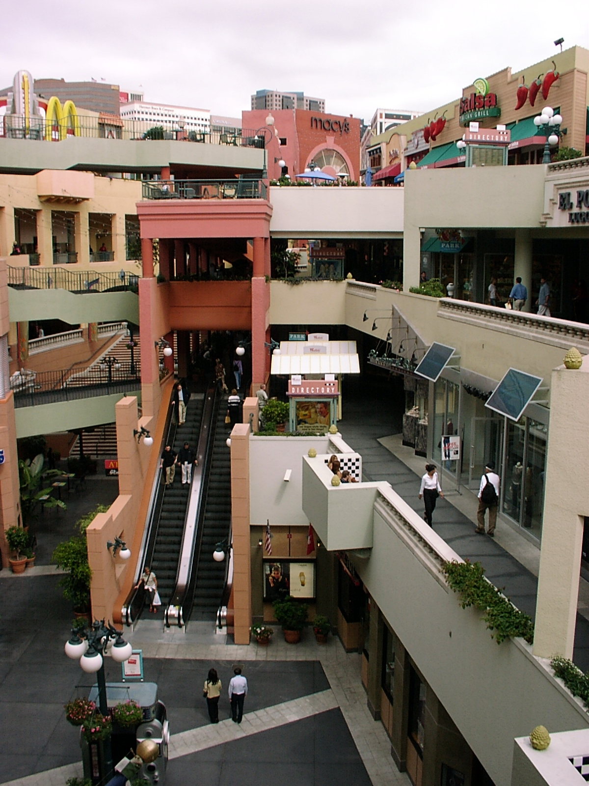 An iconic downtown San Diego destination, Westfield Horton Plaza is located in the heart of the Gaslamp Quarter and within walking distance of the Convention Center, Petco Park, and the Cruise Ship Terminal. Horton Plaza is the hub of Downtown San Diego art, community, entertainment, and shopping. /5().
