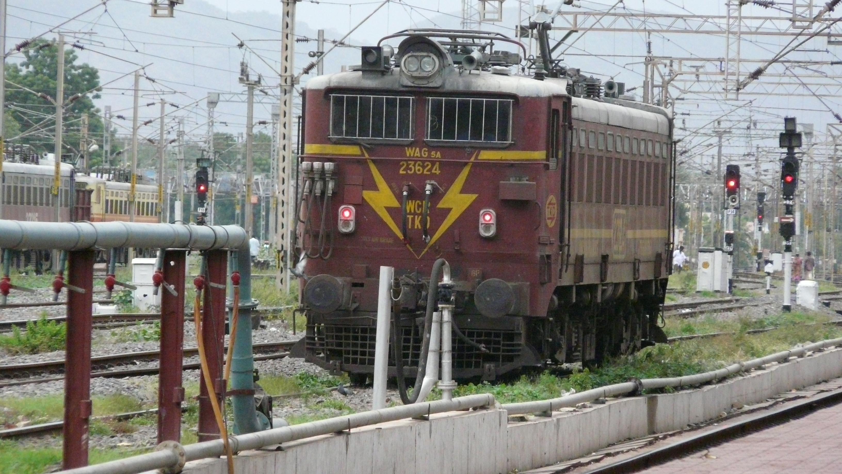 Indian Railway Junction