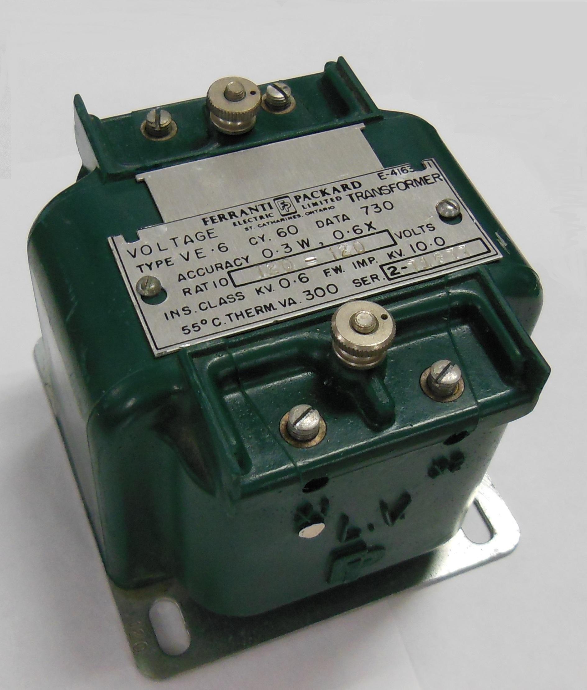 Instrument Transformer Wikiwand