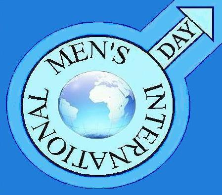 International Men's Day Symbol