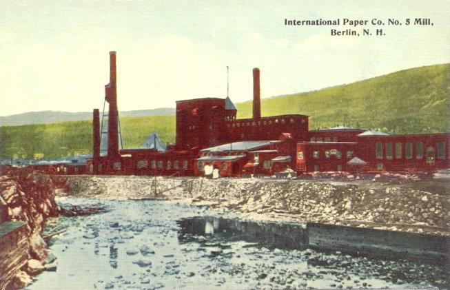 international paper company history