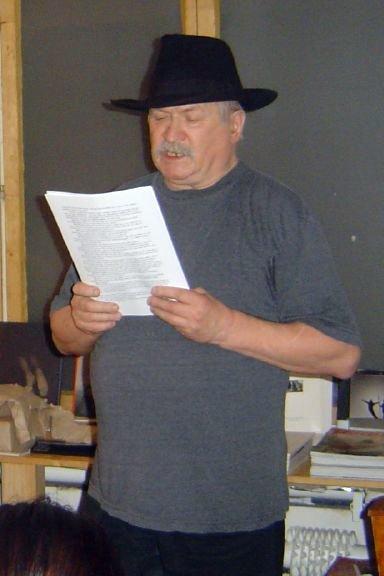 Ivan Martin Jirous, [[Ostrava]], December 11, 2007
