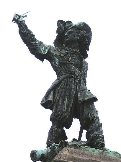 Depiction of Corsarios dunkerqueses