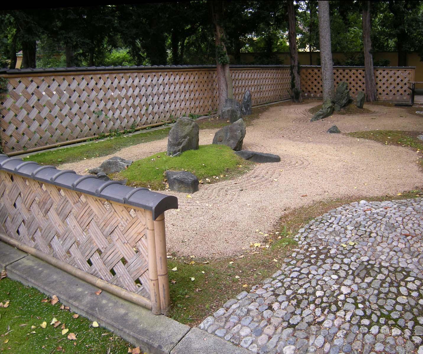 Kare San Sui Japanischer Garten