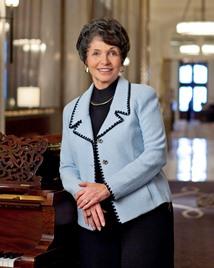 Joan Carter American businesswoman