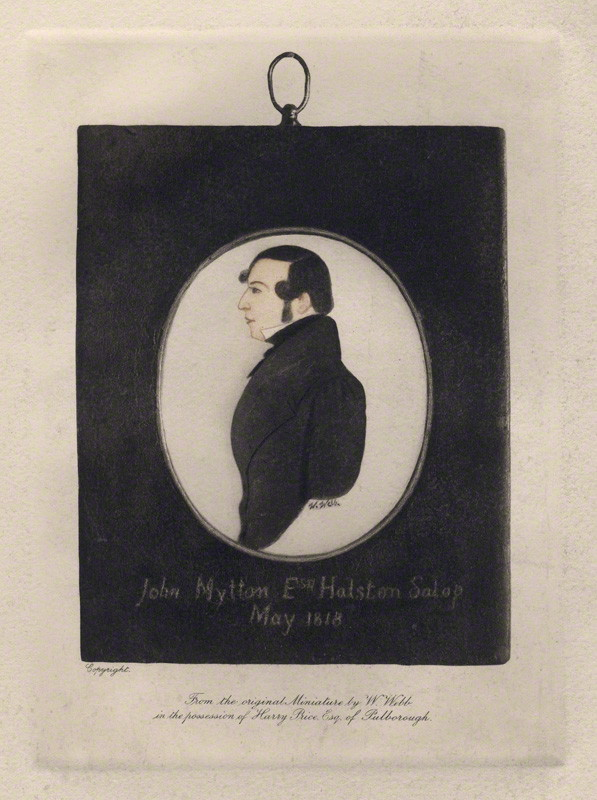 John Mytton Wikipedia