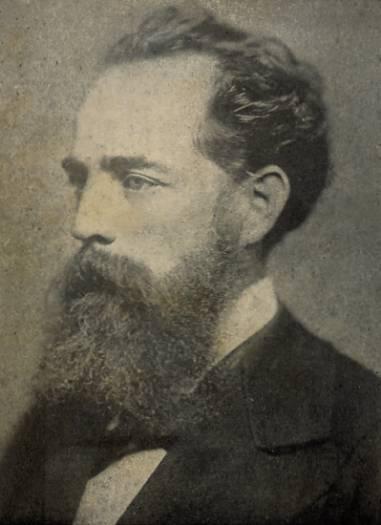 Poeta Palma en su juventud. Imagen de Wikimedia Commons.