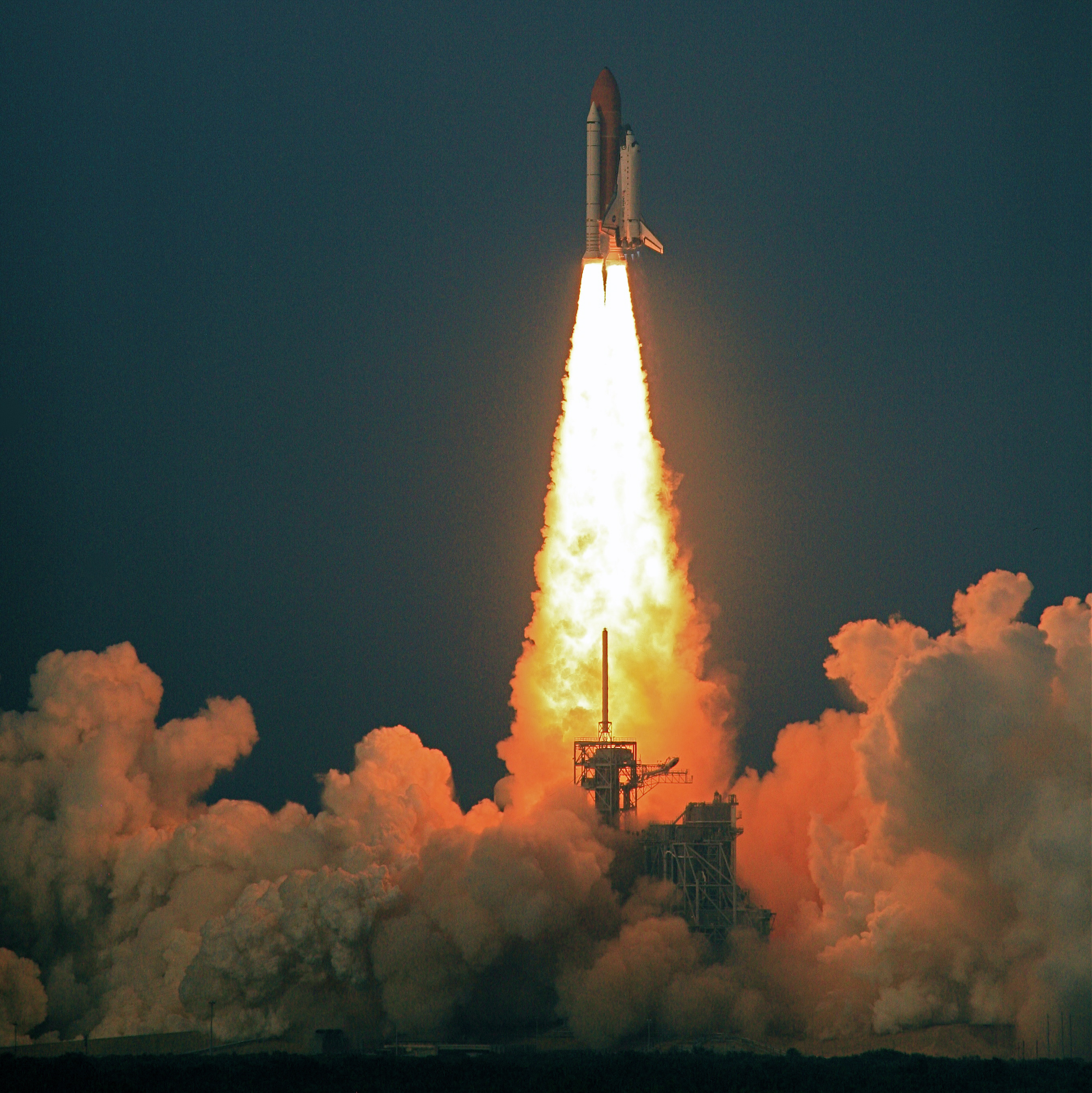 another perfect launch! Ad Astra!