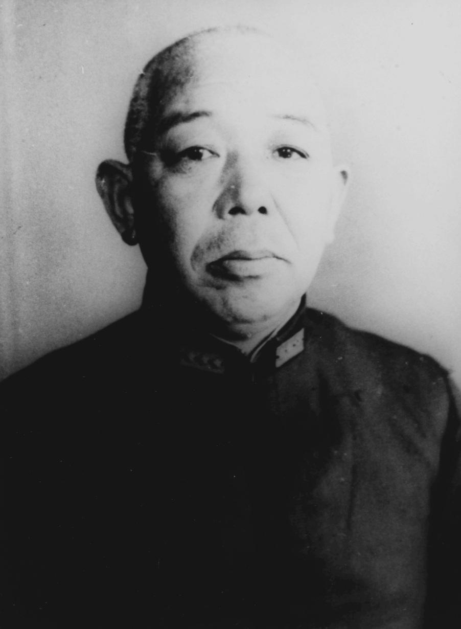 Shiro Kawase Japanese admiral