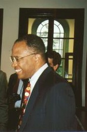 English: Kurt Schmoke in 1997 as Mayor of Balt...