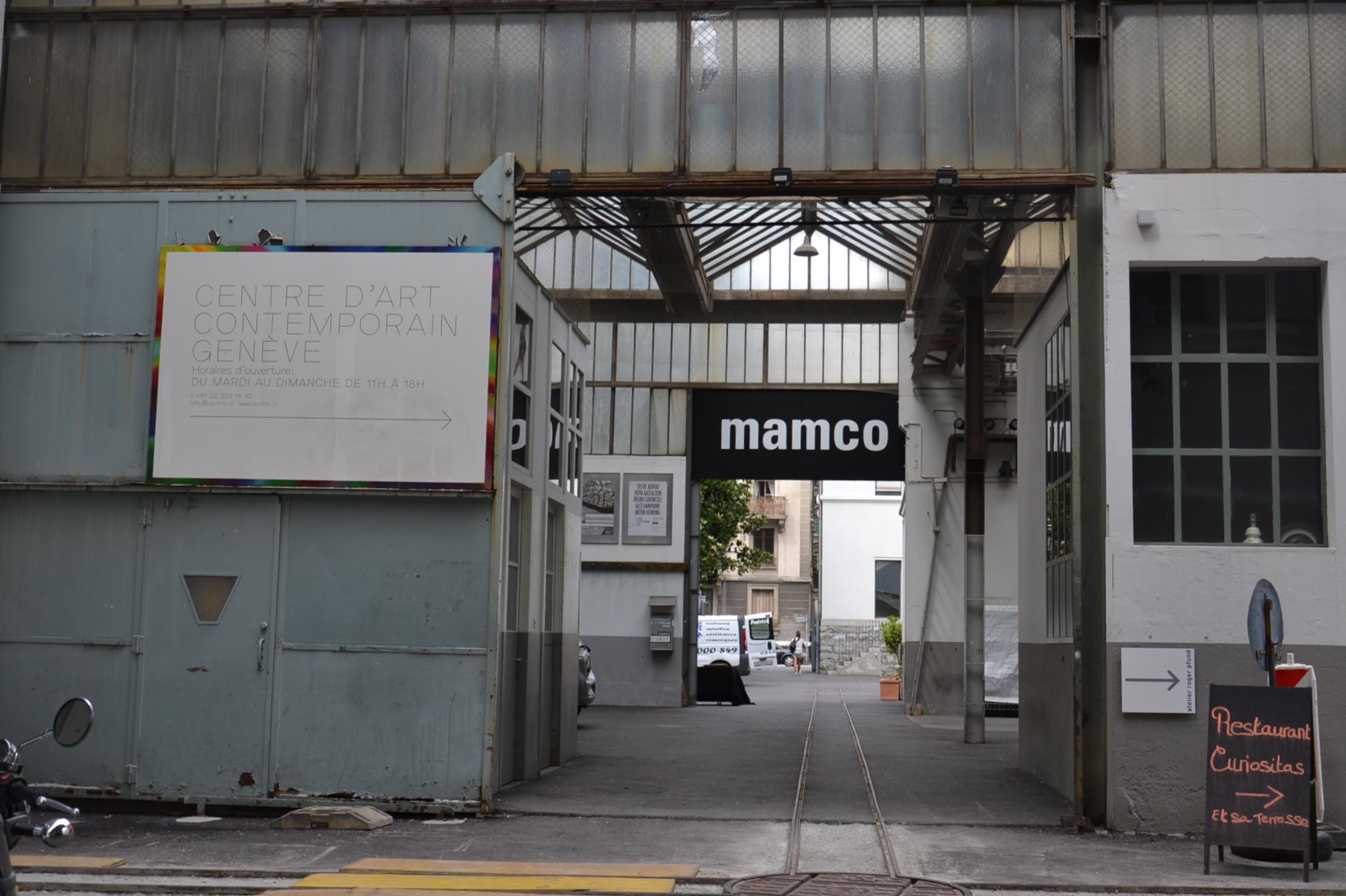 File La Cours Intérieure Musée D Art Moderne Et