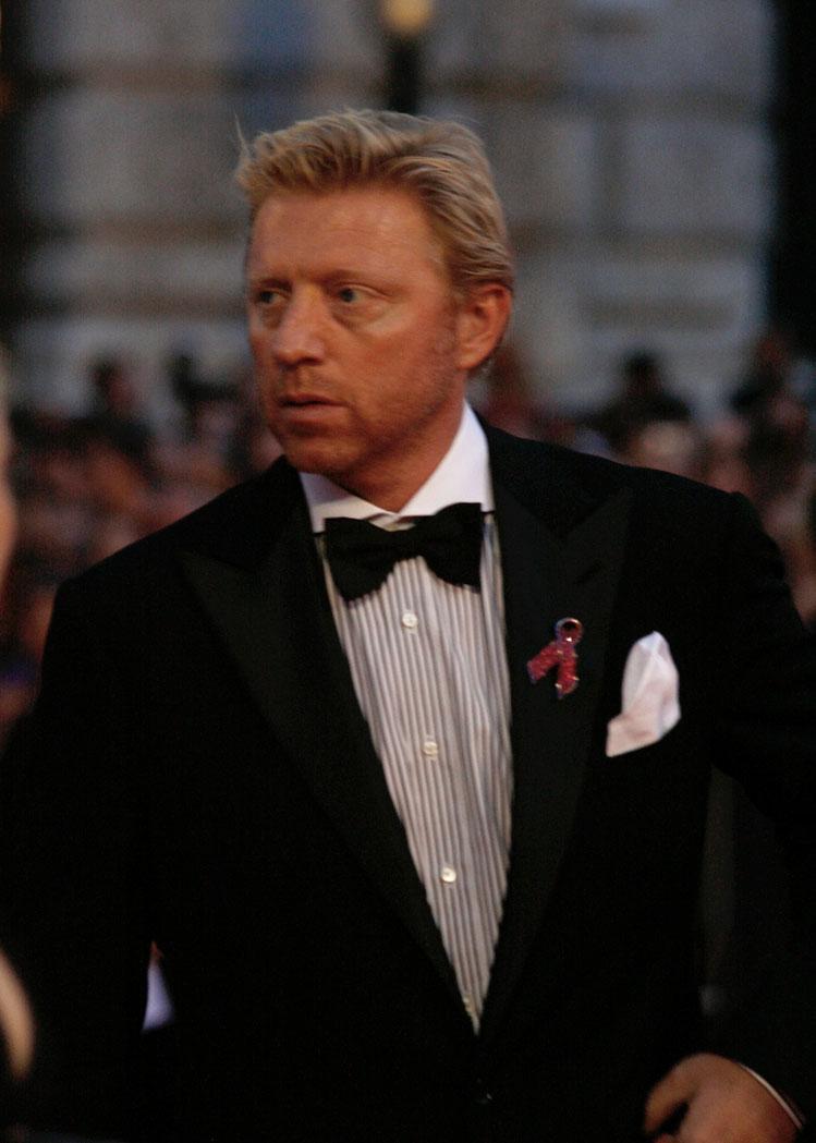 Boris Becker Größe