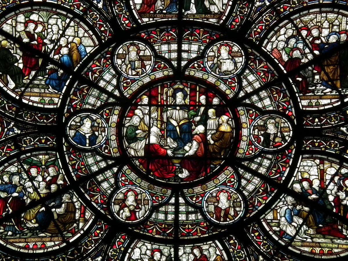 File Lincoln Lincoln Cathedral Stained Glass 07 Jpg